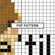 Load image into Gallery viewer, Cross Stitch Pattern - Lick me 'til ice cream