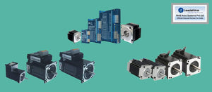 Leadshine Stepper Motors Drives