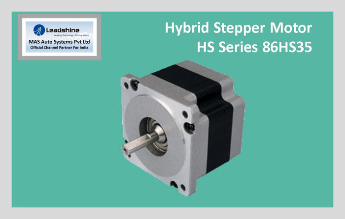 Leadshine Hybrid Stepper Motor HS Series - 86HS35 NEMA 34