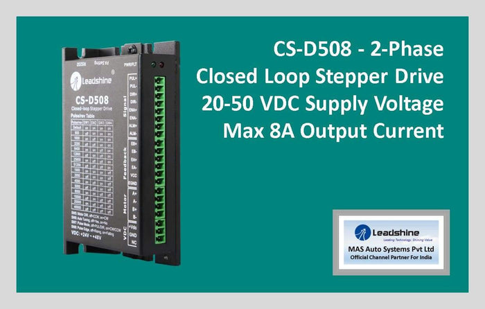 Leadshine Closed Loop Stepper Drive CS-D508