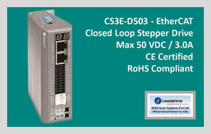 Leadshine Network Closed Loop Stepper Drive CS3E-D503 - MAS Auto Systems Pvt Ltd