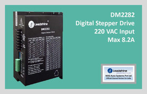 Leadshine Digital Stepper Drive DM Series - DM2282 - MAS Auto Systems Pvt Ltd