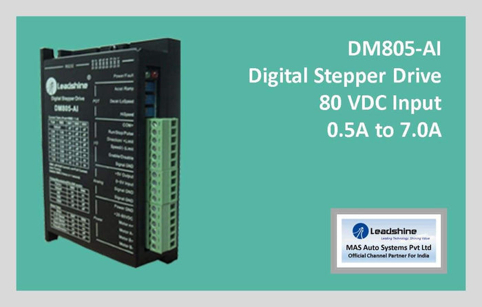 Leadshine Digital Stepper Drive DM Series - DM805-AI