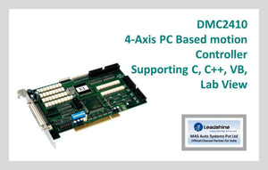 Leadshine PC Based Motion Controller DMC2410 - MAS Auto Systems Pvt Ltd