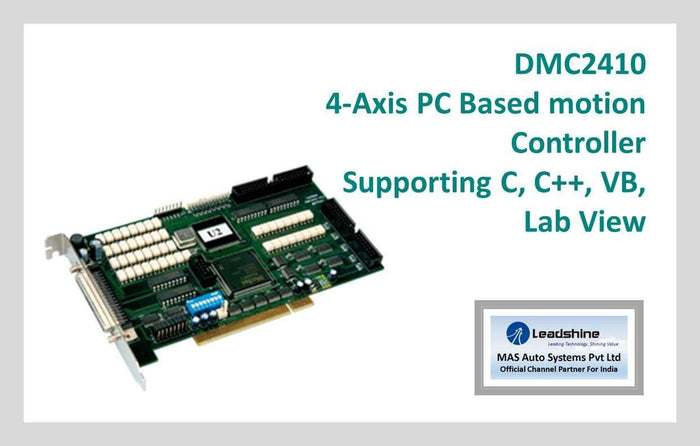 Leadshine PC Based Motion Controller DMC2410