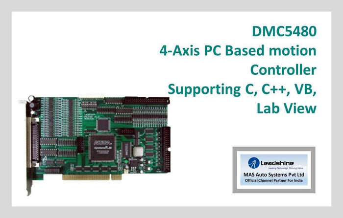 Leadshine PC Based Motion Controller DMC5480
