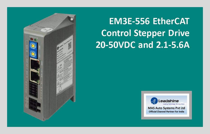 Leadshine Network Stepper Drive EM3E Series EM3E-556