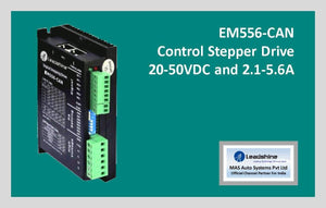 Leadshine Network Stepper Drive EM-CAN Series EM556-CAN - Leadshine India