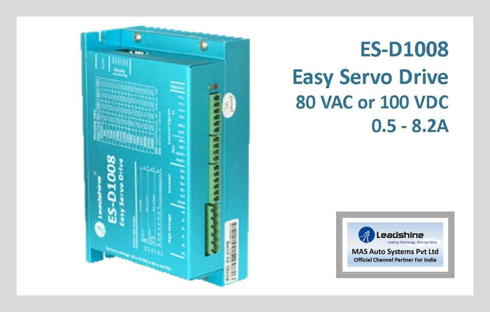 Leadshine Easy Servo Drive ES-D1008