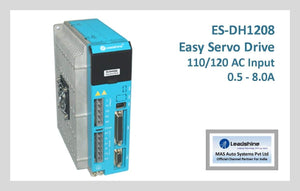 Leadshine Easy Servo Drive ES-DH1208 - MAS Auto Systems Pvt Ltd