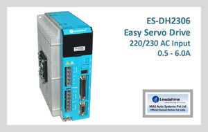 Leadshine Easy Servo Drive ES-DH2306 - MAS Auto Systems Pvt Ltd
