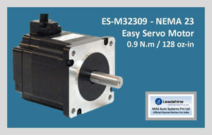 Leadshine Easy Servo Motor ES-M32309 NEMA 23 - MAS Auto Systems Pvt Ltd