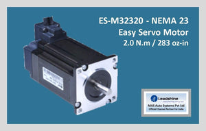 Leadshine Easy Servo Motor ES-M32320 NEMA 23 - MAS Auto Systems Pvt Ltd