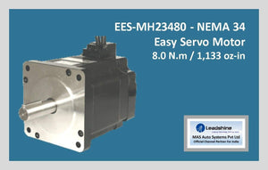 Leadshine Easy Servo Motor ES-MH23480 NEMA 34 - MAS Auto Systems Pvt Ltd