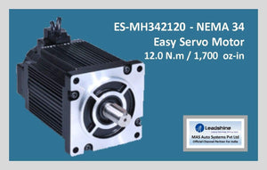 Leadshine Easy Servo Motor ES-MH342120 NEMA 42 - MAS Auto Systems Pvt Ltd