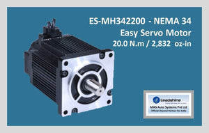 Leadshine Easy Servo Motor ES-MH342200 NEMA 42 - MAS Auto Systems Pvt Ltd