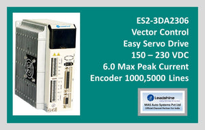 Leadshine Vector Easy Servo Drive ES2-3DA2306 - MAS Auto Systems Pvt Ltd