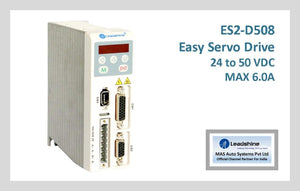 Leadshine Easy Servo Drive ES2-D508 - MAS Auto Systems Pvt Ltd