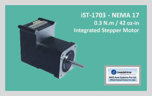 Leadshine Integrated Stepper iST-1703 NEMA 17 - MAS Auto Systems Pvt Ltd