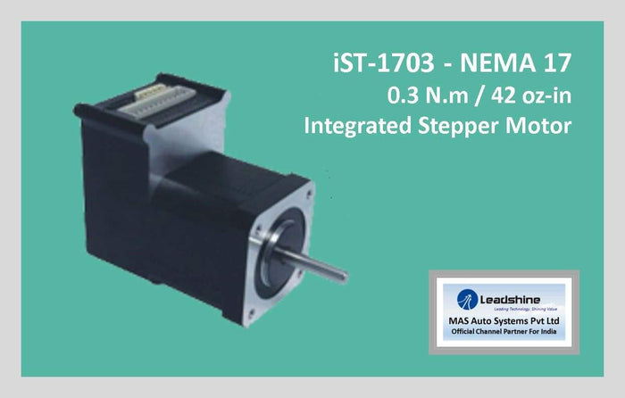 Leadshine Integrated Stepper iST-1703 NEMA 17