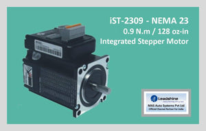 Leadshine Integrated Stepper iST-2309 NEMA 23 - MAS Auto Systems Pvt Ltd