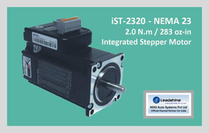 Leadshine Integrated Stepper iST-2320 NEMA 23 - MAS Auto Systems Pvt Ltd