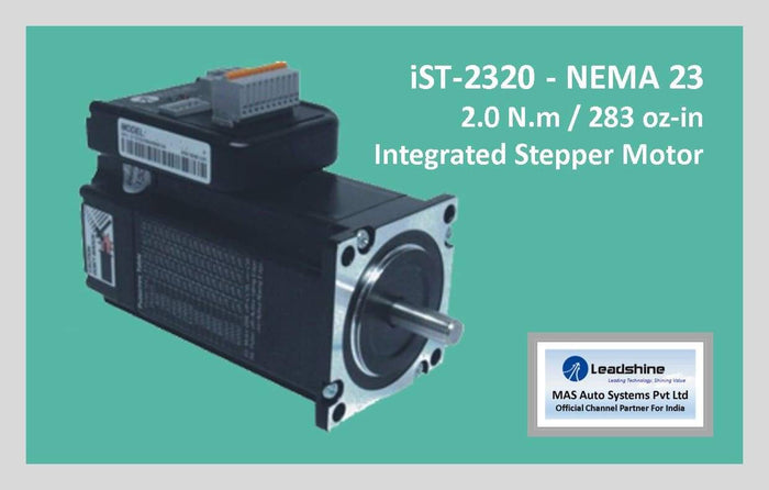 Leadshine Integrated Stepper iST-2320 NEMA 23