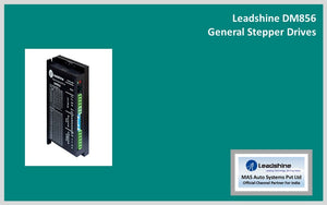 Leadshine Stepper Drive DM856 - MAS Auto Systems Pvt Ltd