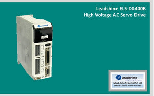 Leadshine High Voltage AC Servo Drive EL5-D0400B - MAS Auto Systems Pvt Ltd