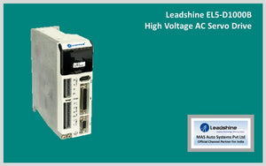 Leadshine High Voltage AC Servo Drive EL5-D1000B - MAS Auto Systems Pvt Ltd