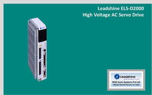 Leadshine High Voltage AC Servo Drive EL5-D2000 - MAS Auto Systems Pvt Ltd