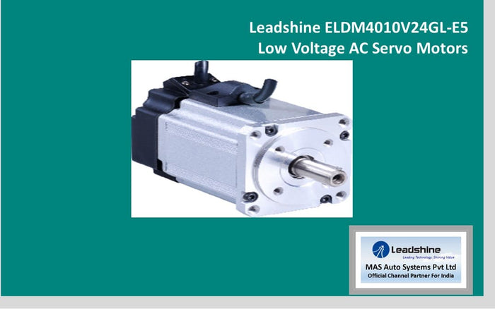 Leadshine  Low Voltage Servo ELDM4010V24GL-E5