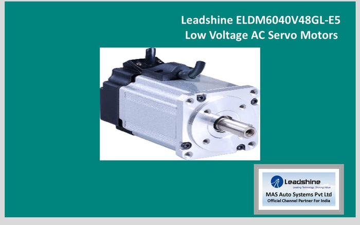 Leadshine  Low Voltage Servo ELDM6040V48GL-E5