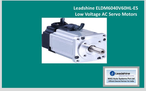 Leadshine  Low Voltage Servo ELDM6040V60HL-E5 - MAS Auto Systems Pvt Ltd