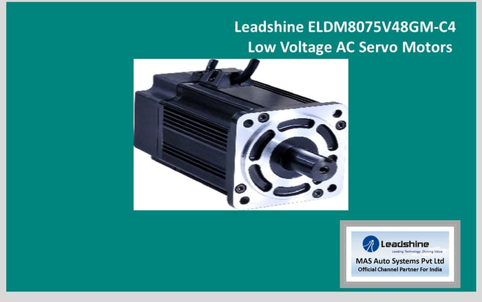 Leadshine  Low Voltage Servo ELDM8075V48GM-C4
