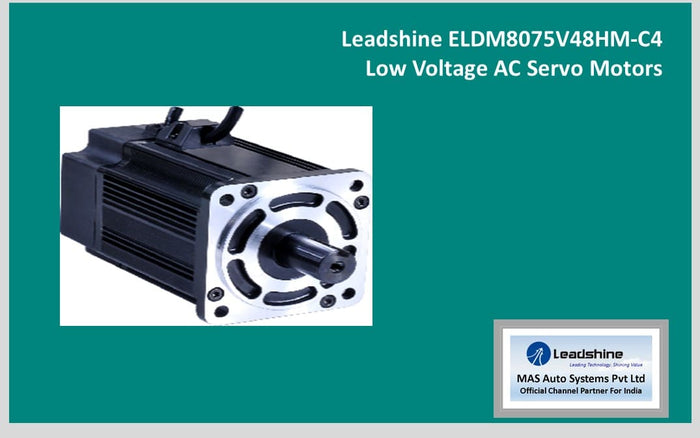 Leadshine  Low Voltage Servo ELDM8075V48HM-C4