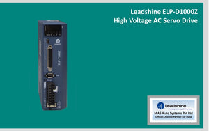 Leadshine High Voltage AC Servo Drive ELP-D1000Z - MAS Auto Systems Pvt Ltd
