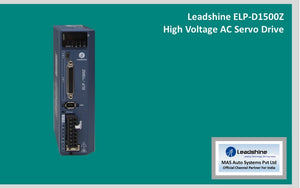 Leadshine  High Voltage AC Servo Drive ELP-D1500Z - Leadshine India