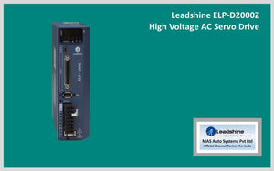 Leadshine High Voltage AC Servo Drive ELP-D2000Z - MAS Auto Systems Pvt Ltd