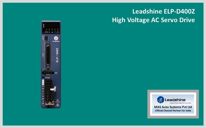 Leadshine High Voltage AC Servo Drive ELP-D400Z