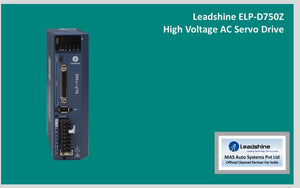 Leadshine High Voltage AC Servo Drive ELP-D750Z - MAS Auto Systems Pvt Ltd