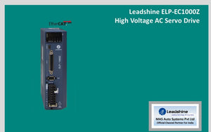 Leadshine High Voltage AC Servo Drive ELP-EC1000Z - Leadshine India