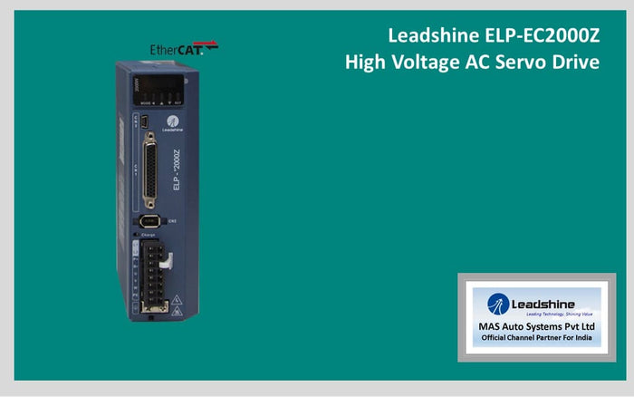 Leadshine High Voltage AC Servo Drive ELP-EC2000Z