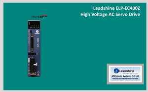 Leadshine High Voltage AC Servo Drive ELP-EC400Z - Leadshine India