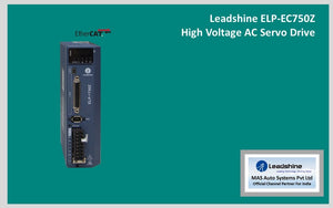Leadshine High Voltage AC Servo Drive ELP-EC750Z - Leadshine India