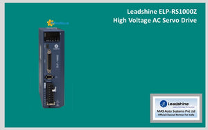 Leadshine High Voltage AC Servo Drive ELP-RS1000Z - MAS Auto Systems Pvt Ltd