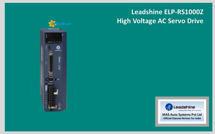 Leadshine High Voltage AC Servo Drive ELP-RS1000Z