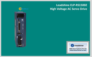 Leadshine High Voltage AC Servo Drive ELP-RS1500Z - Leadshine India