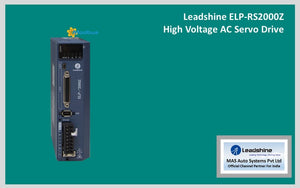 Leadshine High Voltage AC Servo Drive ELP-RS2000Z - MAS Auto Systems Pvt Ltd