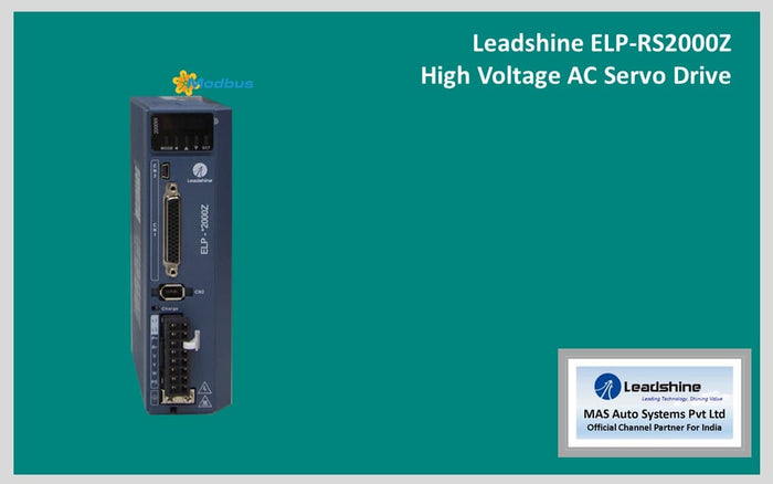 Leadshine High Voltage AC Servo Drive ELP-RS2000Z